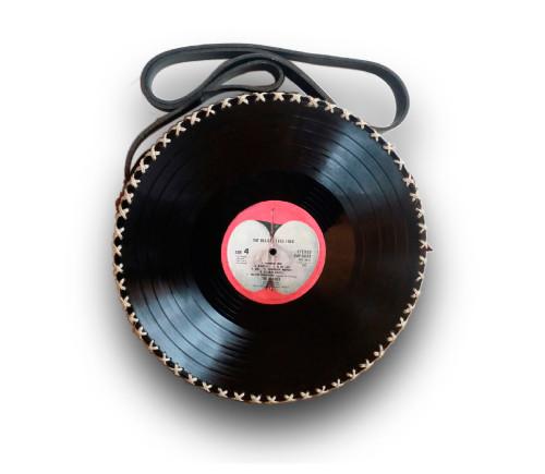 Bolso disco vinilo tamaño grande LP